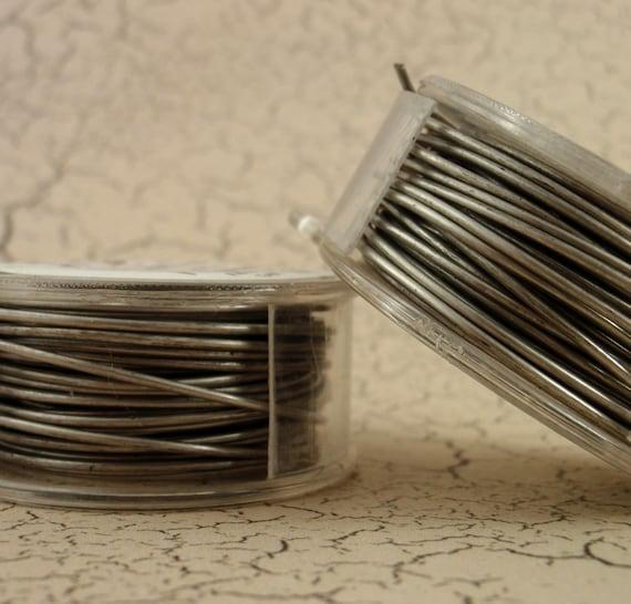 19 gauge Stainless Steel Wire - 304 Grade - 21 feet - 6 Meters - 100% Guarantee