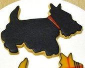 Scotty Dog Cookies - 1 Dozen