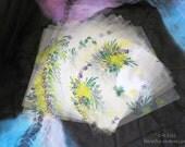 15 Precut Henna Cone Cellophane Sheets- Pattern Varies