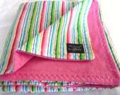 Aunty Pegs Flannel Blanket