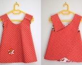 Tunic Style Reversible Dress