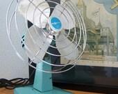 Vintage Eskimo Desk Fan