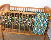 Design Your Own 3 Piece FULL Sized Crib Bedding Set