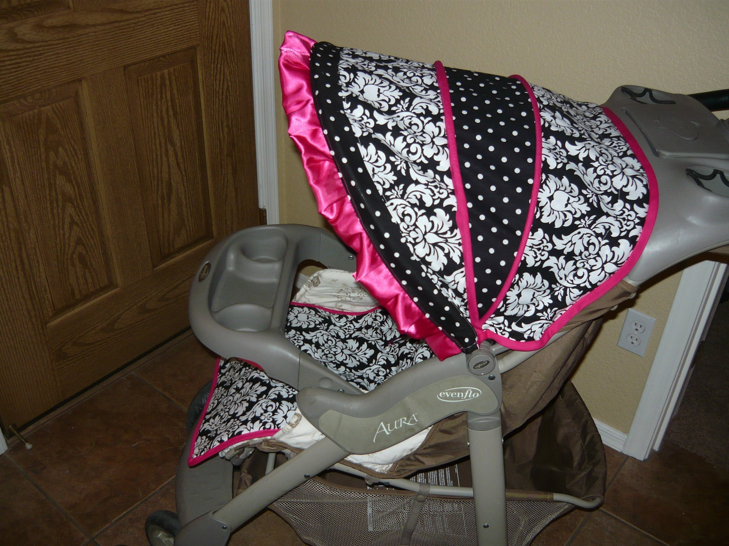 Design Your Own Stroller Cover