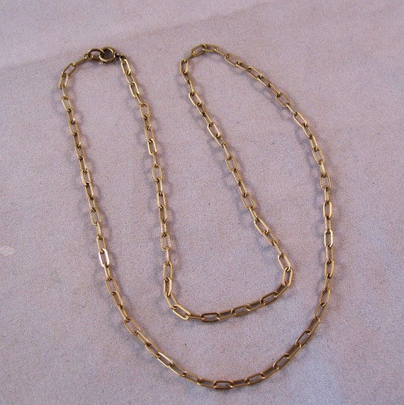 krementz gold fille 18 chain necklace free by