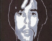 Richard Chase Ink Drawing
