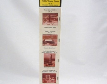 Vintage Dexter NASA Kennedy Space Center 35mm slides