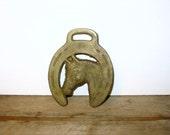Vintage Horse Brass