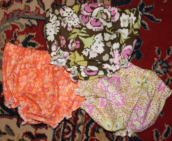 bloomers diaper cover made to match dresses and skirts you can choose fabric  .... Blake and Bailey