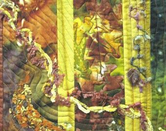 Art Quilt Wall hanging