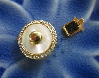 Vintage Mother of Pearl Clasp