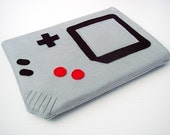 Felt iPad Sleeve / Case - Gamer