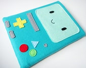 Adventure Time BMO iPad case / tablet cover