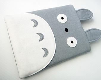 Totoro gadget sleeve / iPad / iPad pro / iPad air