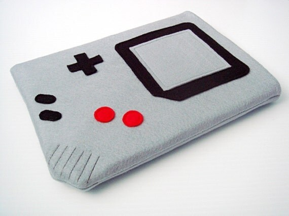 Gameboy iPad Sleeve