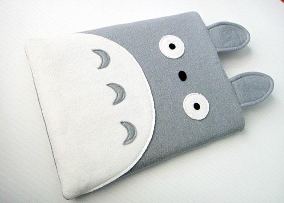 Totoro iPad case