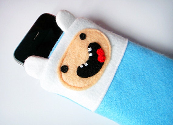 Finn the human iPhone case cover