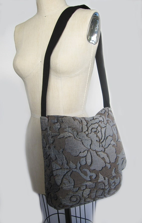 Shoulder Bag - Chenille