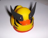 X-men Classic Wolverine Rubber Duck Ducky Parody
