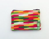 Sale 15% off Coin Purse, padded in Geometric