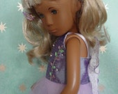 Violet Fondant- Fairy Outfit for Sasha Doll