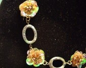 Orange Blossoms Necklace