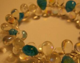 SALE Teardrop Bracelet