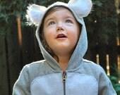 Koala costume kit