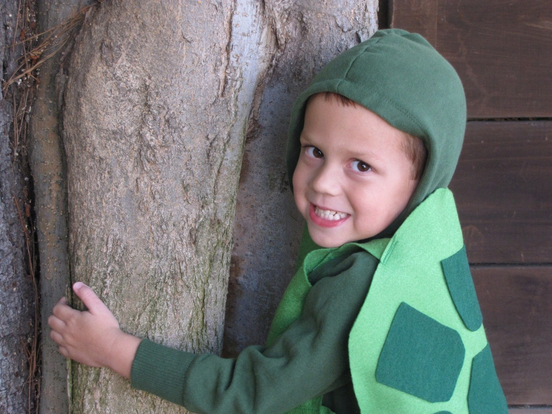 Turtle Costume Kit Baby 0 18mo