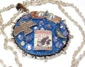 Luna Lovegood Harry Potter Inspired Pendant Necklace