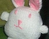 Toy  Petunia Pigs White Rabbit Pet Pal