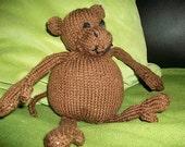 Toy Squish the Monkey