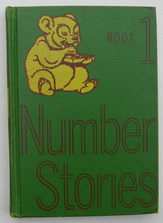 Vintage 1946 Children's Book