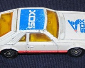Chicago White Sox 1982 Corgi Diecast Car Ford Mustang 1 64 Scale MLB Baseball Collectible