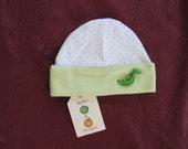 Sweetpea Infant Knit Hat