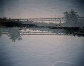 university bridge (6x6 fine art print)