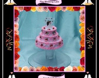Pretend Play  Wedding Cake