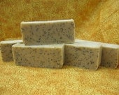 Lemon Poppyseed Exfoliating Soap