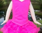 Custom Pageant Dress Shell