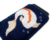 Koi iPhone Case - Fits iTouch, iPhone, 3G, 3GS