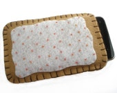 Strawberry Poptart iPhone Case - Fits iTouch, iPhone, 3G, 3GS