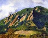 Boulder Flatirons 4599