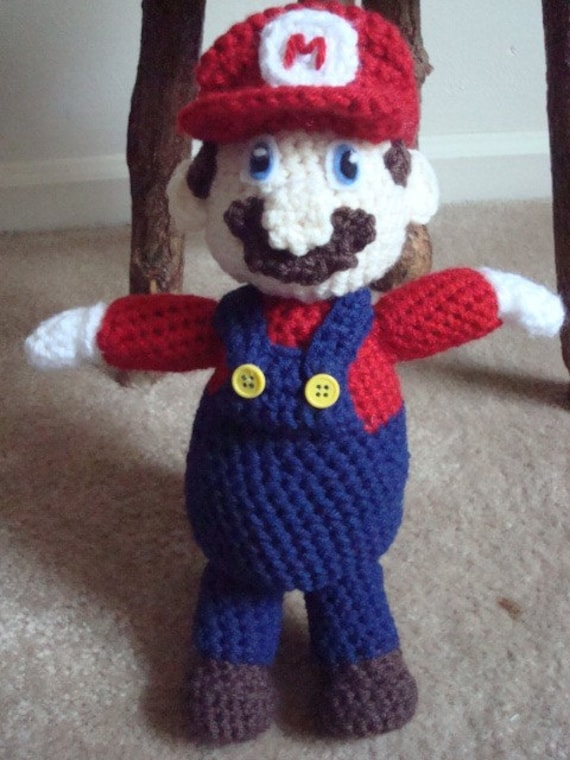 Free Crochet Pattern For Mario Hat : 404 Not Found