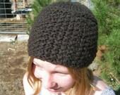 All Natural Seedstitch Hat
