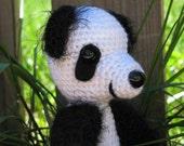 Amigurumi Panda - Oreo