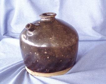 Australian Antique Gold Rush History - Chinese Soy Jug