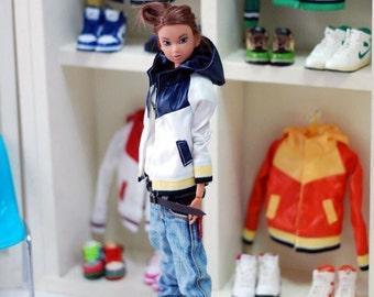 Momoko Style Runner Jumper