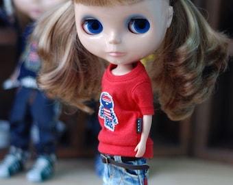 Blythe mong mong-Red