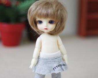 Lati Yellow, Pukifee Leggin skirt -  Light Gray