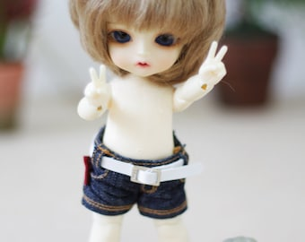 Denim short Jean